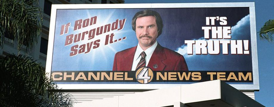 anchorman 2 - Filmkritik