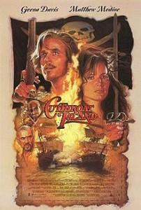 Cutthroat Island_poster