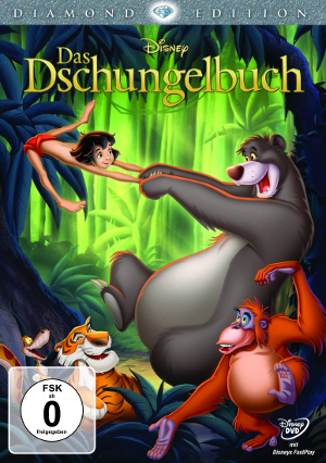 dschungelbuch youtube disney