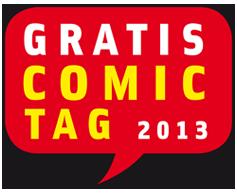 Gratis comic tag 2013 logo