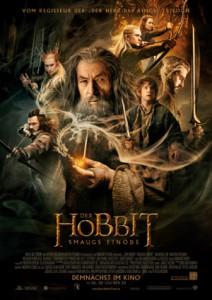 Hobbit 2_Smaugs Einöde_Hauptplakat_small