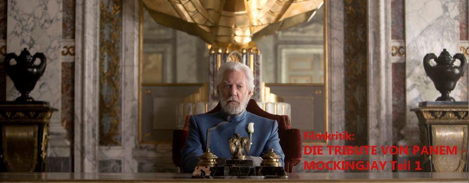 Tribute von Panem - Mockingjay - Filmkritik