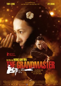 The Grandmaster_poster