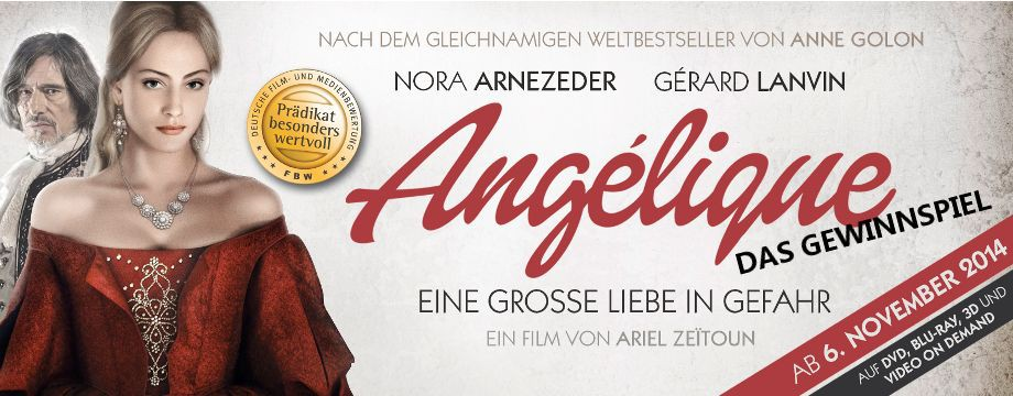 angelique - Gewinnspiel