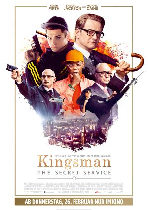 Kingsman - The Secret Service_poster_small
