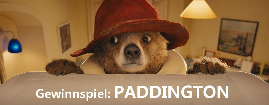 Paddington - Gewinnspiel