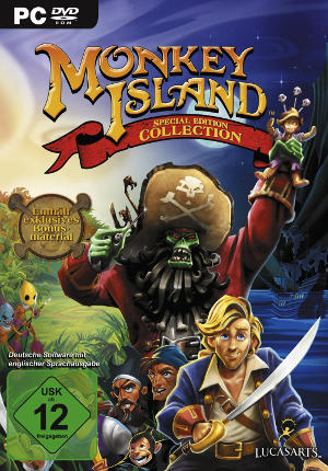 Monkey Island_Special Collection
