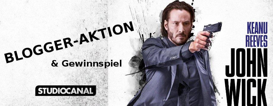 Blogger-Aktion: JOHN WICK – Prequel oder Sequel? + Gewinnspiel