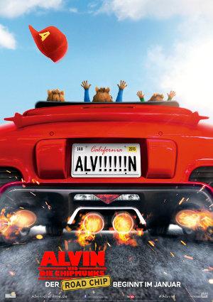 Alvin und die Chipmunks Road Chip_poster small