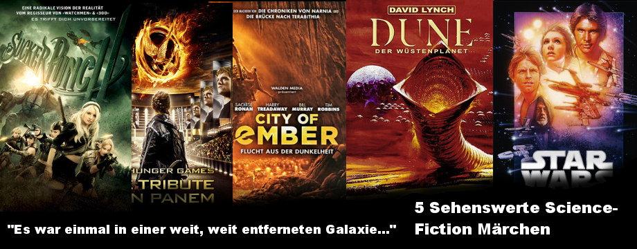 Sci-Fi Maerchen Maxdome Special