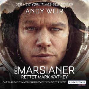 """Hörprobe #5: Andy Weirs """"Der Marsianer"""""""