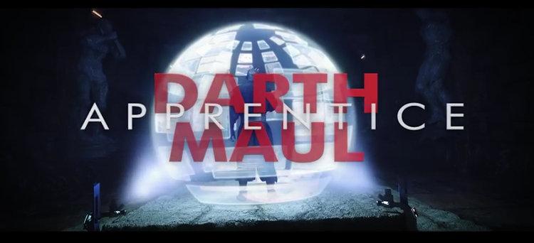 STAR WARS-Fanfilm: DARTH MAUL APRRENTICE