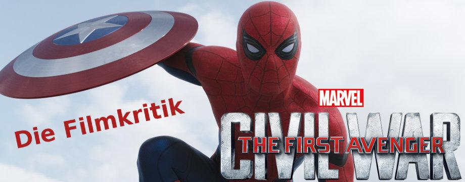 THE FIRST AVENGER: CIVIL WAR (2016)