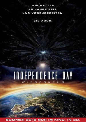 INDEPENDENCE DAY: WIEDERKEHR (2016)