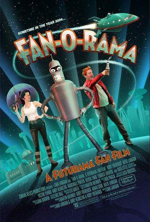 FAN-O-RAMA: Ein FUTURAMA-Real-Fanfilm