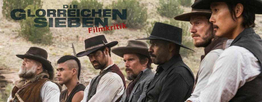 DIE GLORREICHEN SIEBEN (2016)