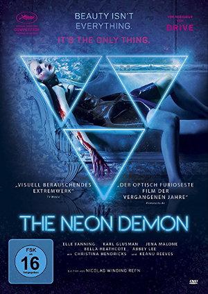 The Neon Demon - DVD-Poster