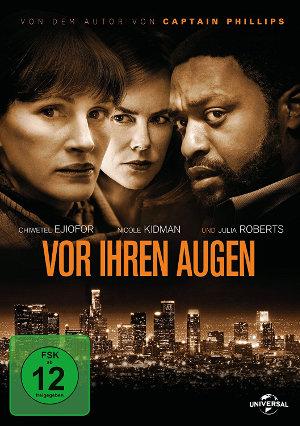 Vor ihren Augen - DVD-Cover