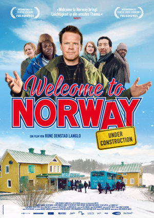 Welcome to Norway - Poster