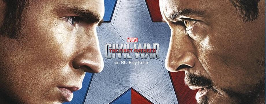 The First Avenger: Civil War - Filmkritik