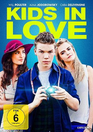 Kids in Love - DVD-Cover