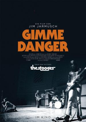 Gimme Danger -Poster