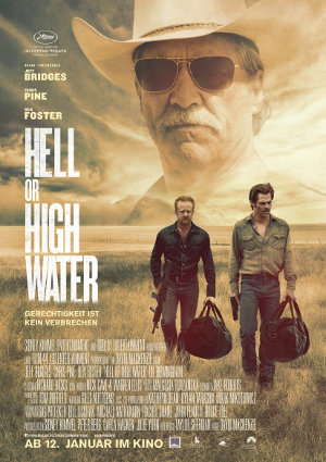 HELL OR HIGH WATER (2017)