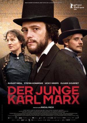 Der junge KArl Marx - Poster