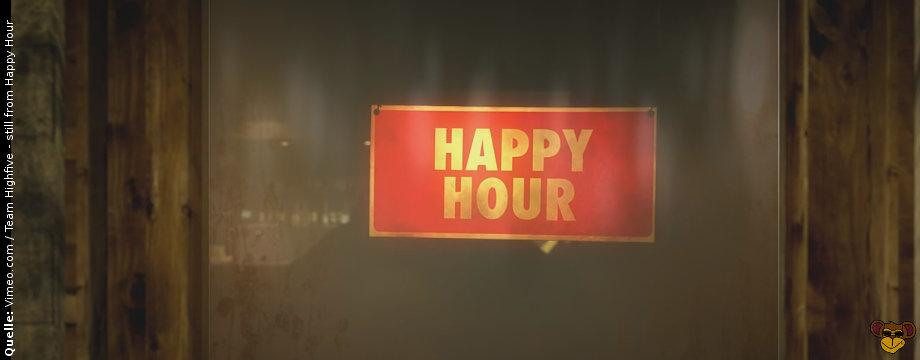 Happy Hour - Short Movie
