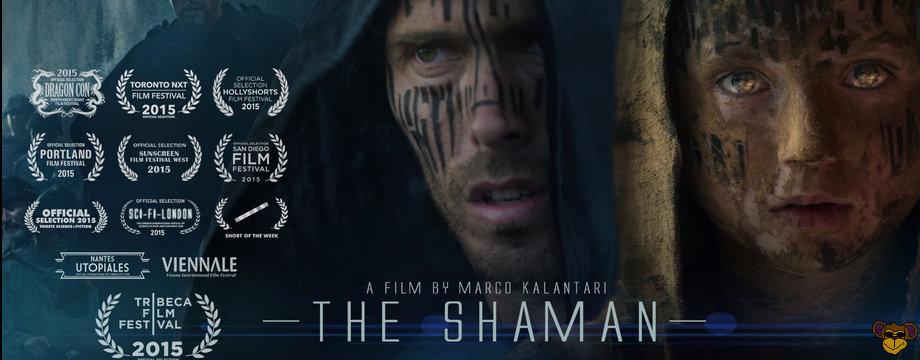 THE SHAMAN - short movie by Marco Kalantari