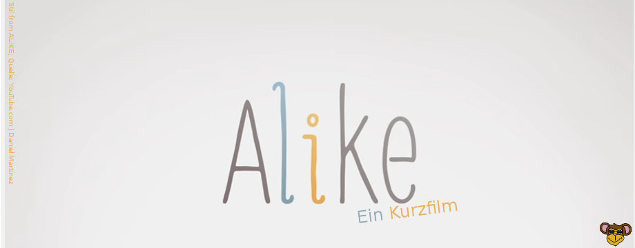 Alike - short film by Daniel Martínez