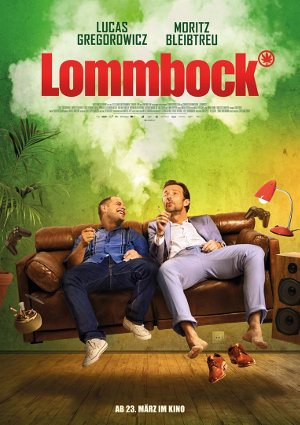 Lommbock - poster