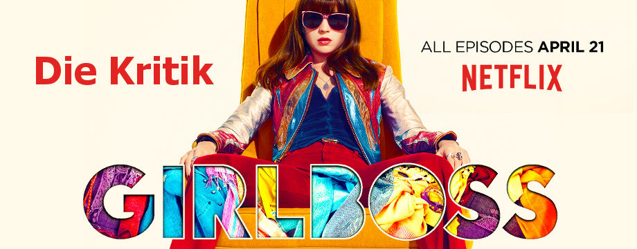 GIRLBOSS (2017) – Staffel 1