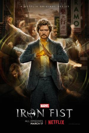 Iron Fist - Season 1 - poster