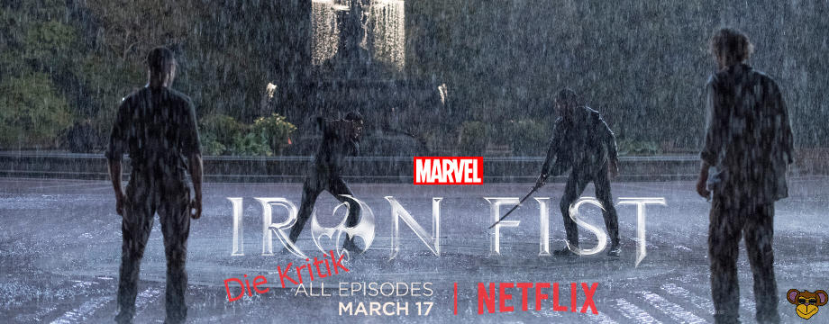 IRON FIST – Staffel 1 (2017)
