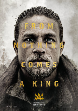 KING ARTHUR: THE LEGENDS BEGINS (2017)