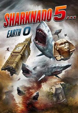 Sharknado 5 - teaser