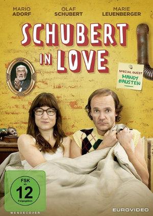 Schubert in Love_ - DVD-Cover