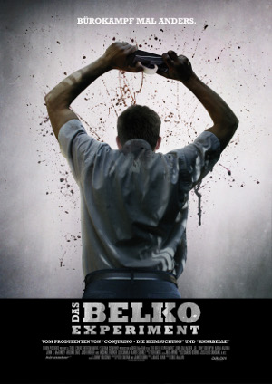 Belko Experiment - poster