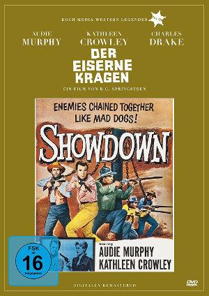 Der eiserne Kragen - DVD-Cover