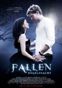 Fallen - Engelsnacht - Poster   Ein Mystery-Romanze