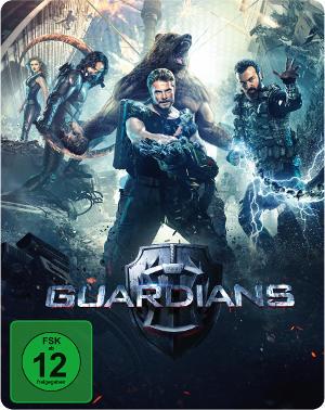 Guardians - BD-Cover