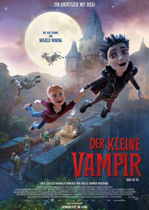 Der Kleine Vampir - Poster | Ein Animationsfilm nach einem Kinderbuch