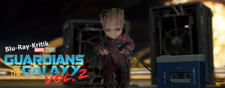 Guardians of the Galaxy 2 -Blu-Ray-Kritik