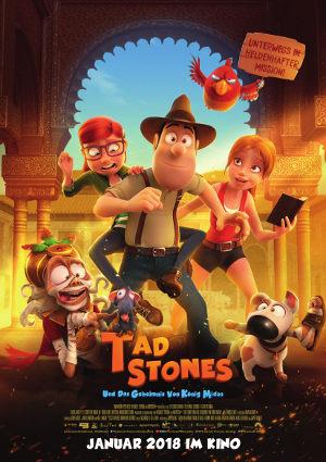 Tad Stone - Poster | Animationsfilm