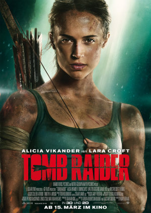 Tomb Raider 2018 - Poster | Action