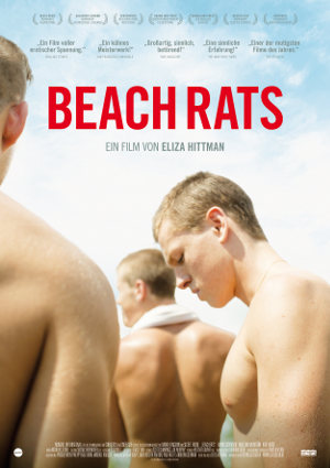 Beachrats - Poster   Queer-Drama
