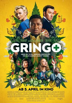 Gringo - Poster   Komödie