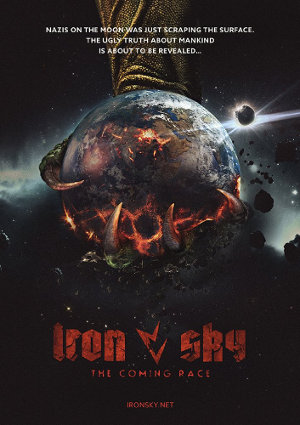 Iron Sky The Coming Race - Teaser