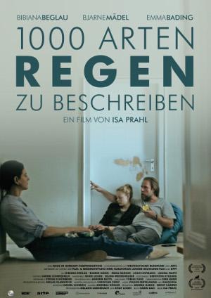 1000 Arten Regen zu beschreiben - Poster | Drama von Isa Prahl mit Bjarne Mädel
